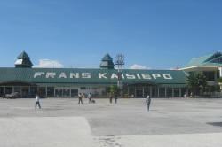 Frans Kaisiepo International Airport