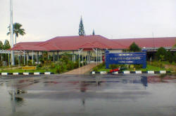 H.A.S. Hanandjoeddin International Airport