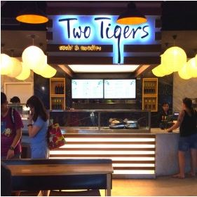 Two Tigers Dining Bali Airport Indonesiaairport Com